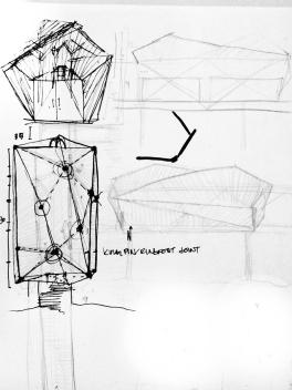 Mitchell Island Sketch
