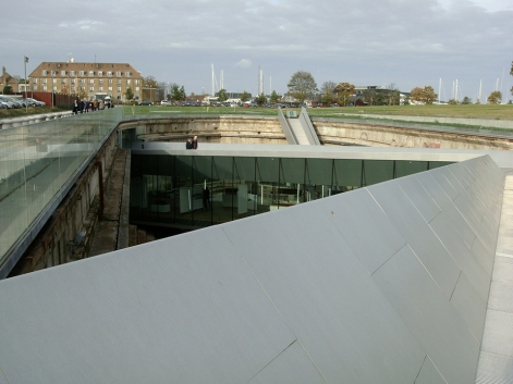 Bjarke Ingels Group's Maritime Museum is a continuous underground ramp.